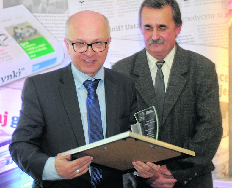 Nagroda w plebiscycie Nasze Dobre Kujaw i Pomorza 2014