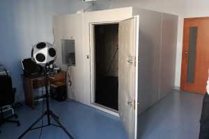 Budowa audiometrycznej kabiny ciszy